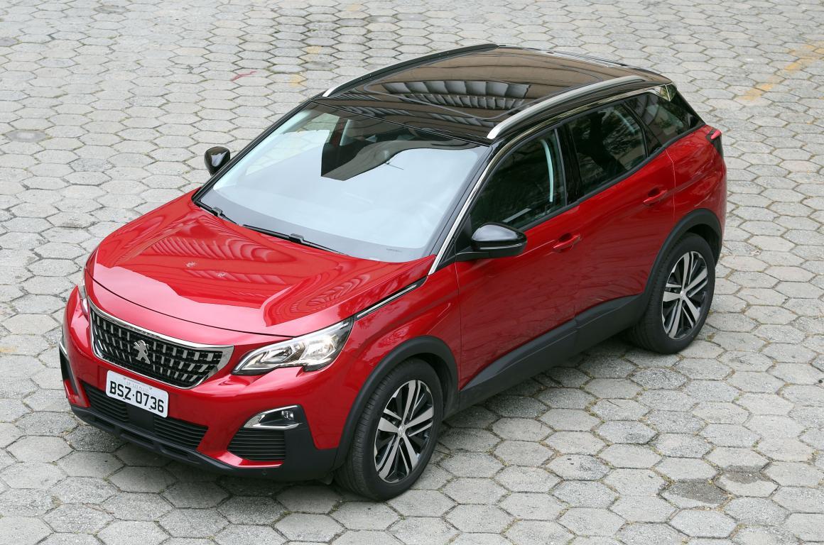 Peugeot 3008 Allure Mira Nos Compactos De Topo Com Custo Beneficio