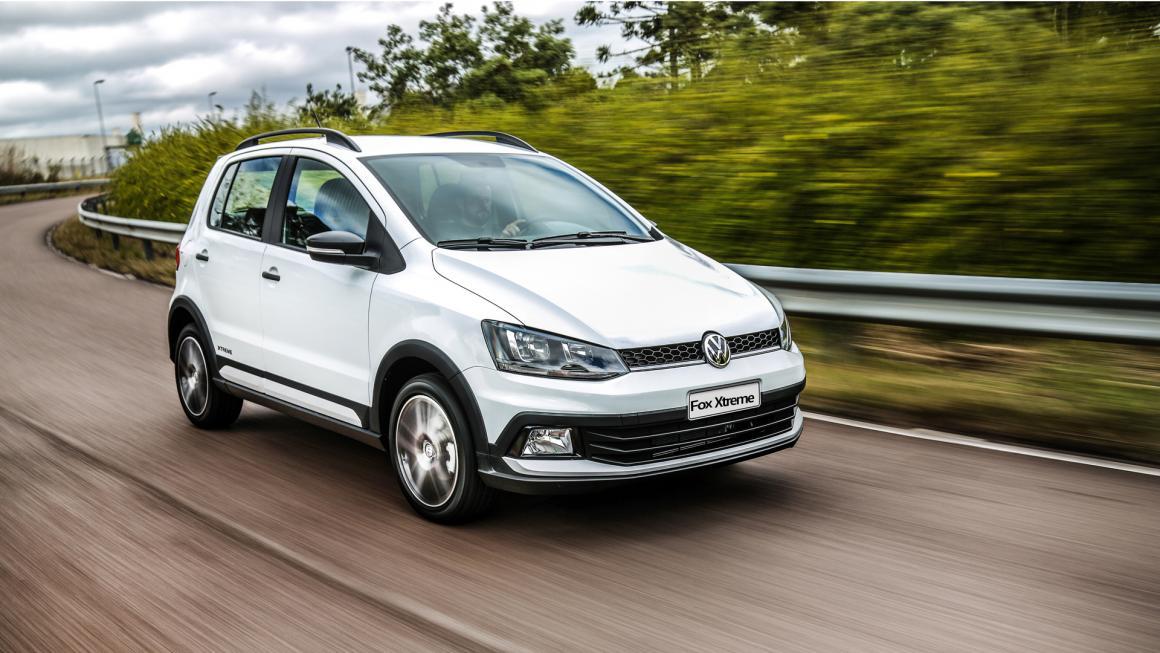 Volkswagen Fox e Up! devem sair de linha em 2020