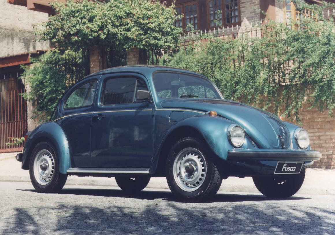VW Fusca 1996