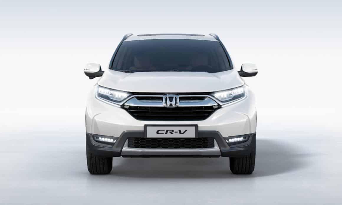 Honda CR-V Todas as versões 2