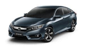 Honda Civic Todas as versões HPOINT