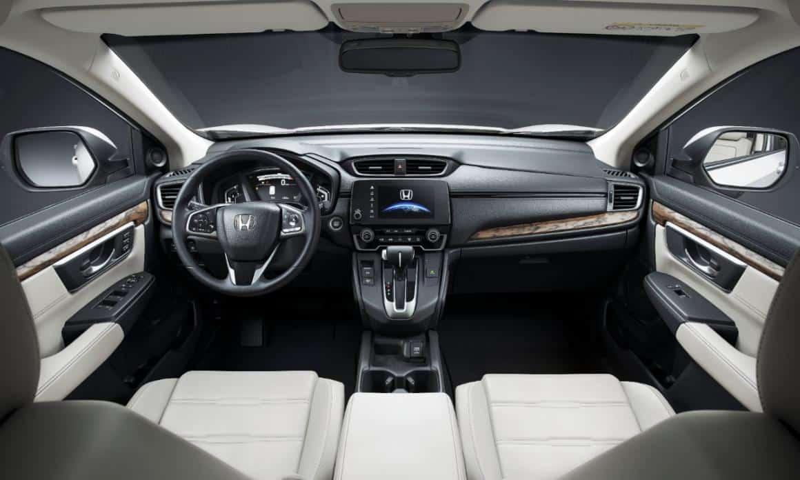 Honda CR-V Todas as versões 5