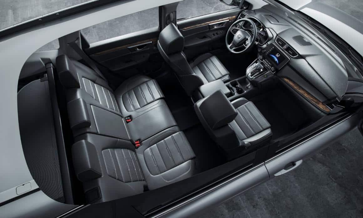 Honda CR-V Todas as versões 7