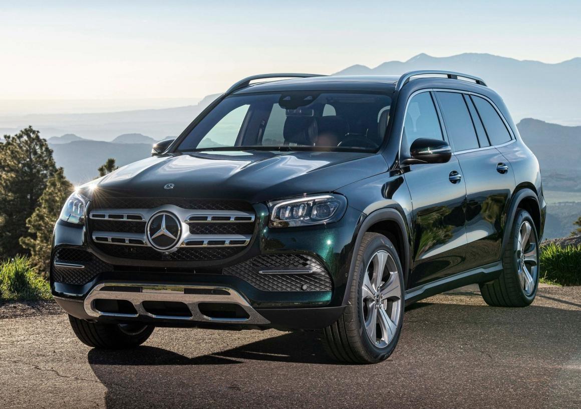 Mercedes Benz Gls Chega Ao Brasil No Final De 2020