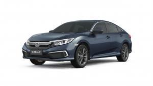Honda Civic LX HPOINT
