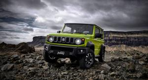 Suzuki Jimny Sierra 4You MT ALLGRIP