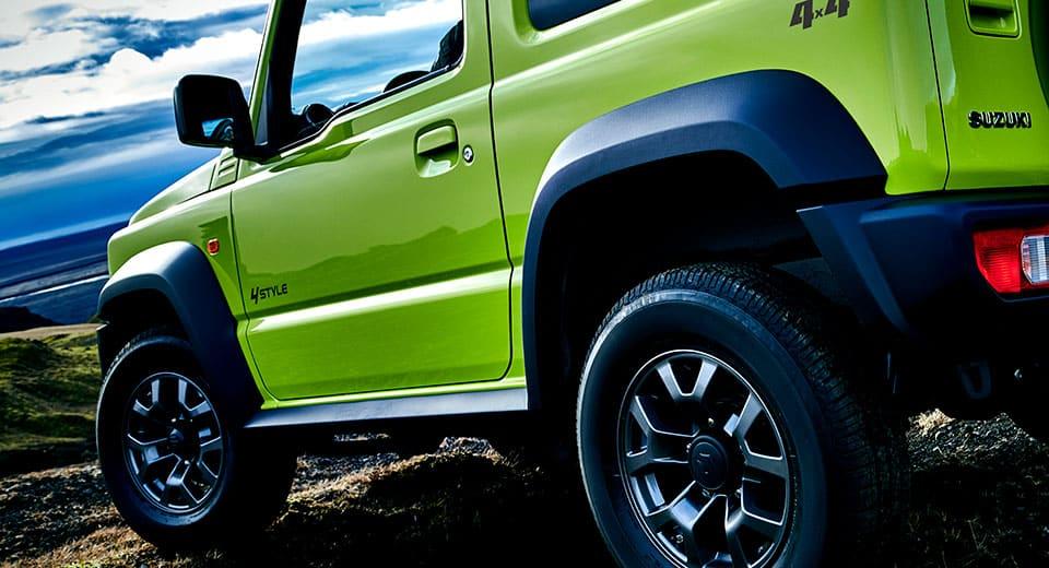 Suzuki Jimny Sierra 4You MT ALLGRIP 6