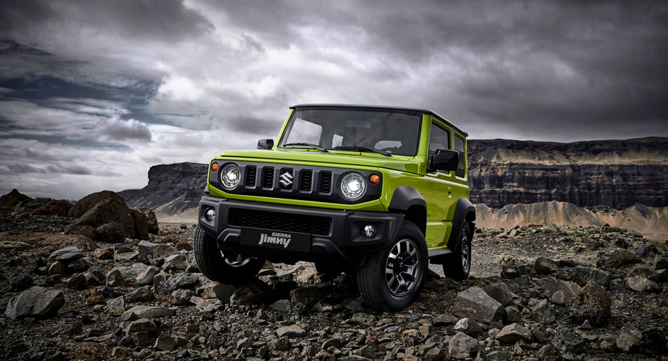 Suzuki Jimny Sierra 4You AT ALLGRIP 0