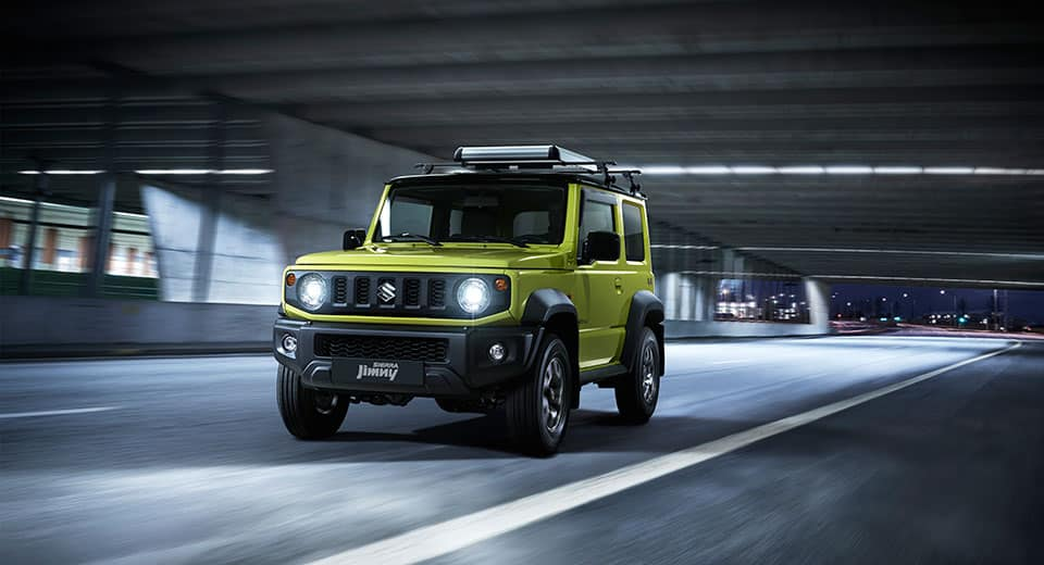 Suzuki Jimny Sierra 4You AT ALLGRIP 1