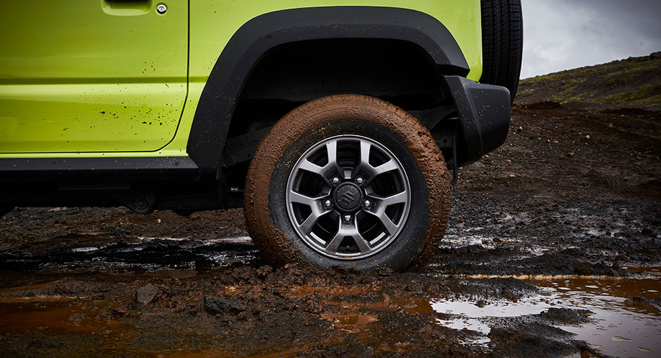 Suzuki Jimny Sierra 4You AT ALLGRIP 4