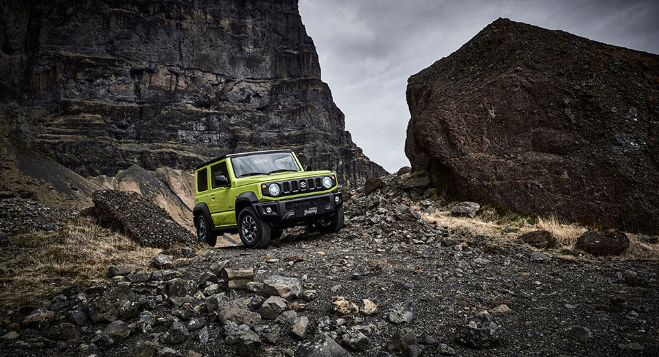 Suzuki Jimny Sierra 4You AT ALLGRIP 7