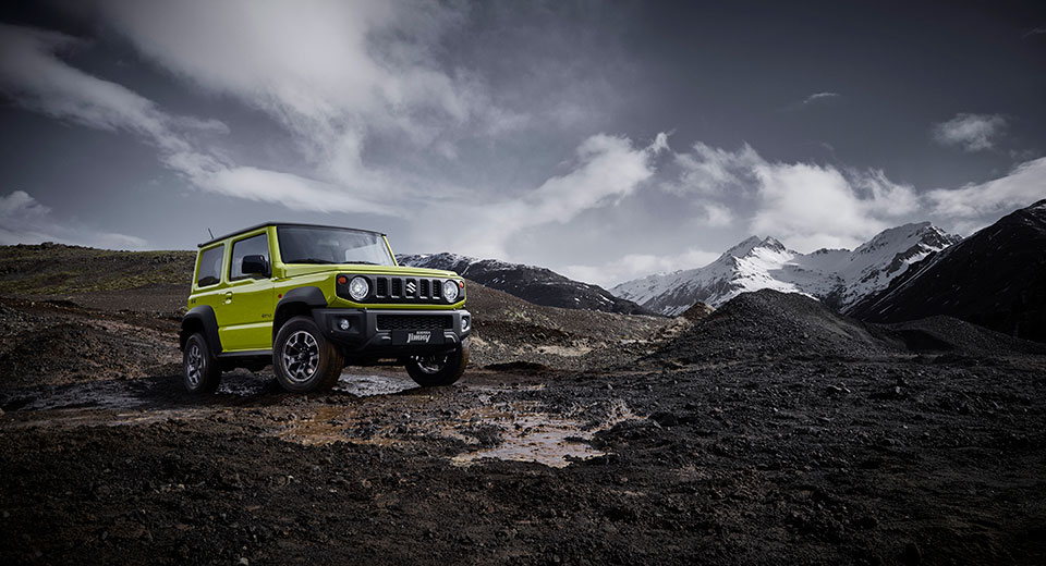 Suzuki Jimny Sierra 4You AT ALLGRIP 10