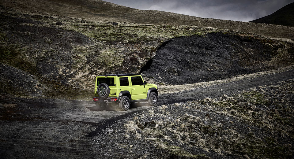 Suzuki Jimny Sierra 4You AT ALLGRIP 11