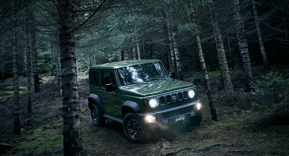 Suzuki Jimny Sierra 4You AT ALLGRIP 14