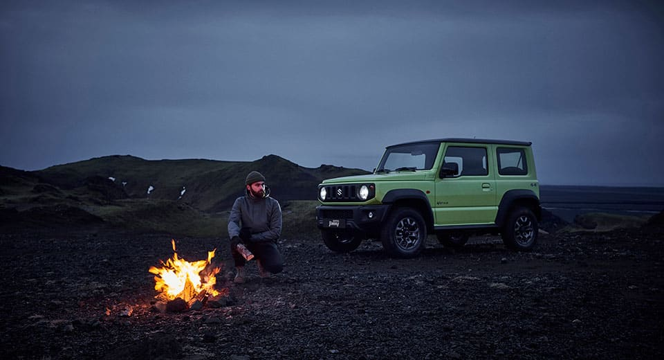 Suzuki Jimny Sierra 4You AT ALLGRIP 17