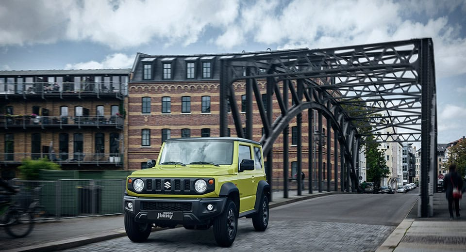 Suzuki Jimny Sierra 4You AT ALLGRIP 18