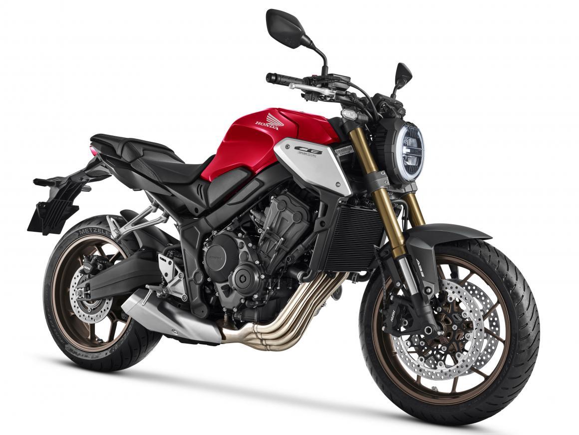 Honda divulga preço das novas CB 650R e CBR 650R - Jornal