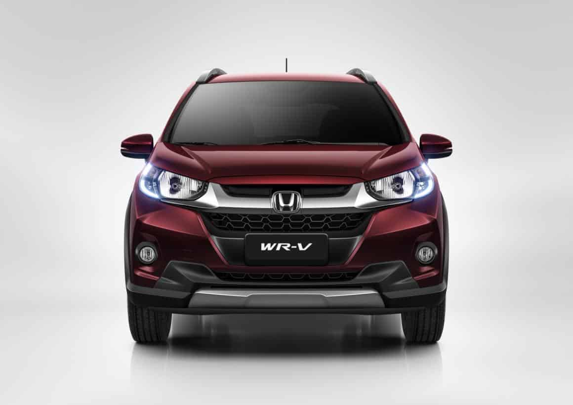 Honda WR-V Todas as versões 3