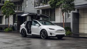 Tesla Model S S