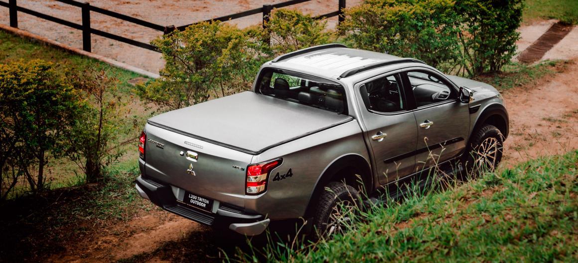 Mitsubishi L200 Triton Outdoor HPE-S 8