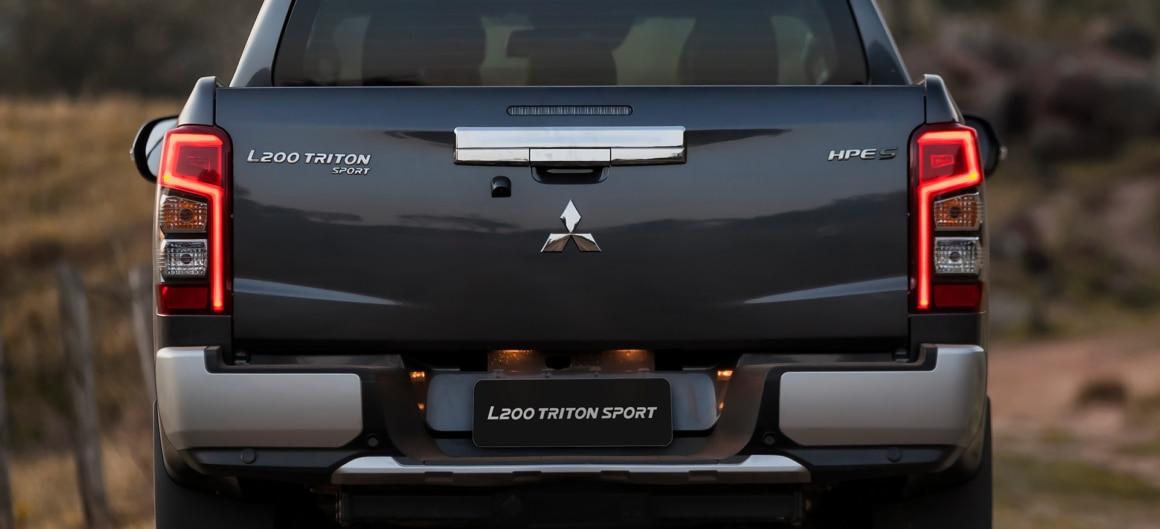 Mitsubishi L200 Triton Sport HPE-S 5