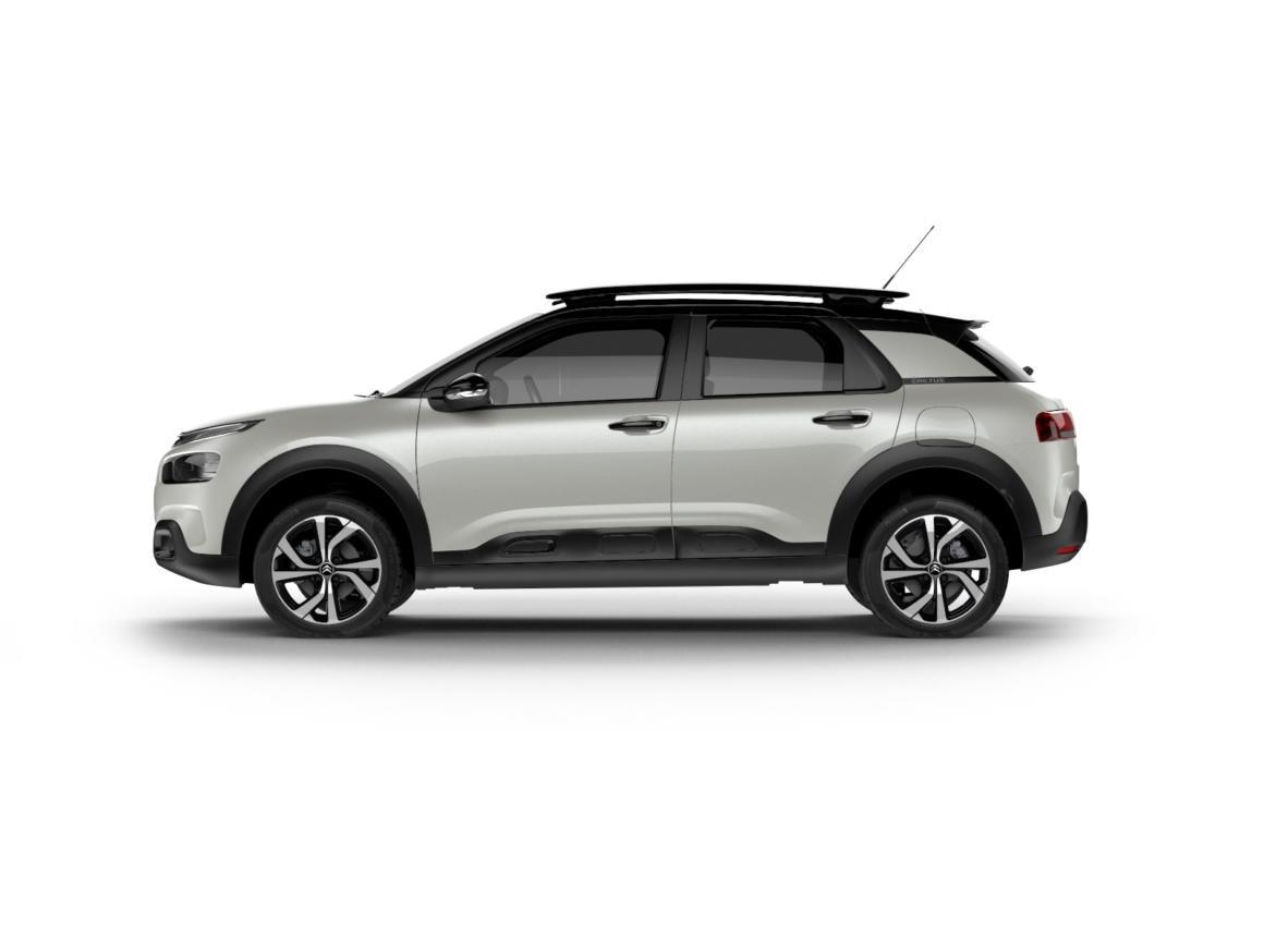 Citroën C4 CACTUS SHINE 1.6 THP AUTOMATICO 2