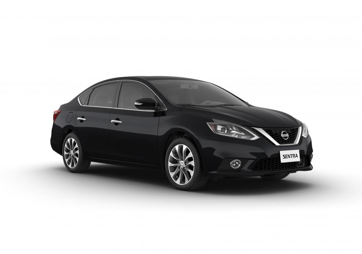Nissan Sentra 2.0 S CVT 0