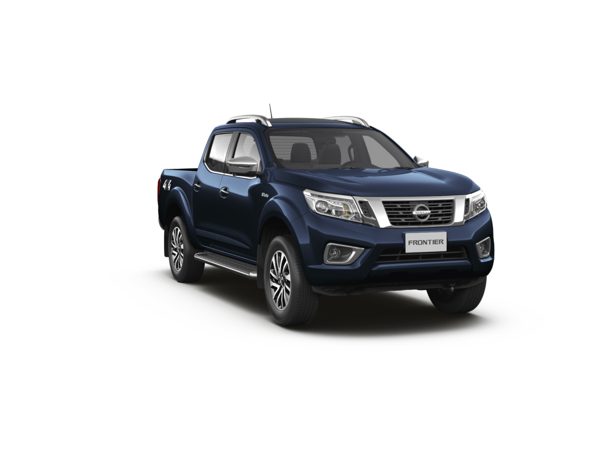 Nissan Frontier LE BI-TURBO DIESEL AT 4X4 0