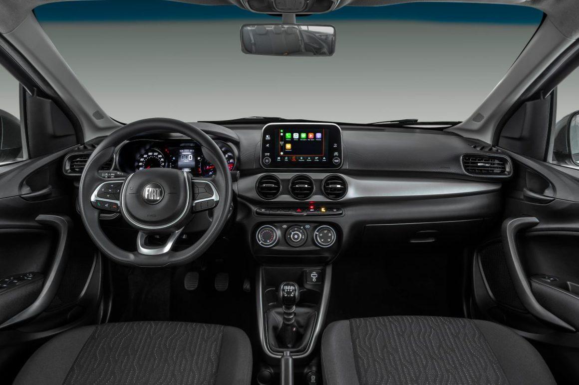 Fiat Cronos Drive 1.3 8V Flex 3