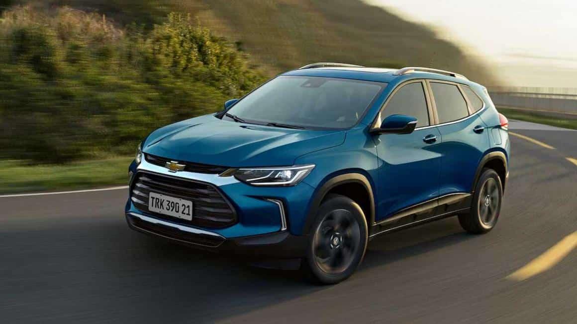 Novo Chevrolet Tracker 2020 Tem Preco A Partir De R 82 Mil