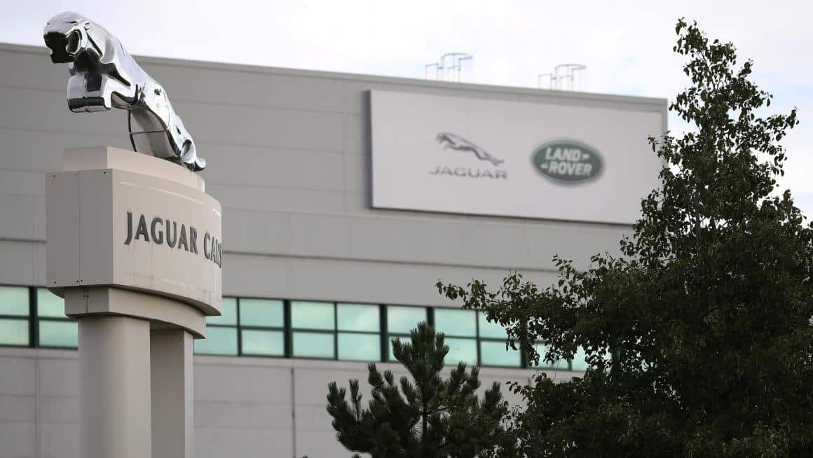 fábrica jaguar land rover