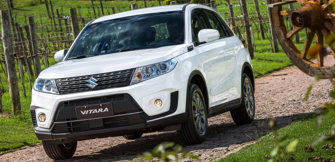 Suzuki Vitara 4All 0