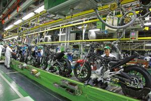 fábrica honda motos manaus