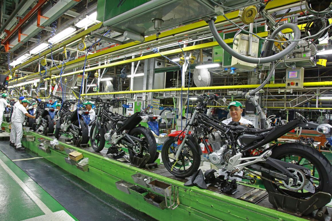 Honda anuncia prorrogação da suspensão da produção