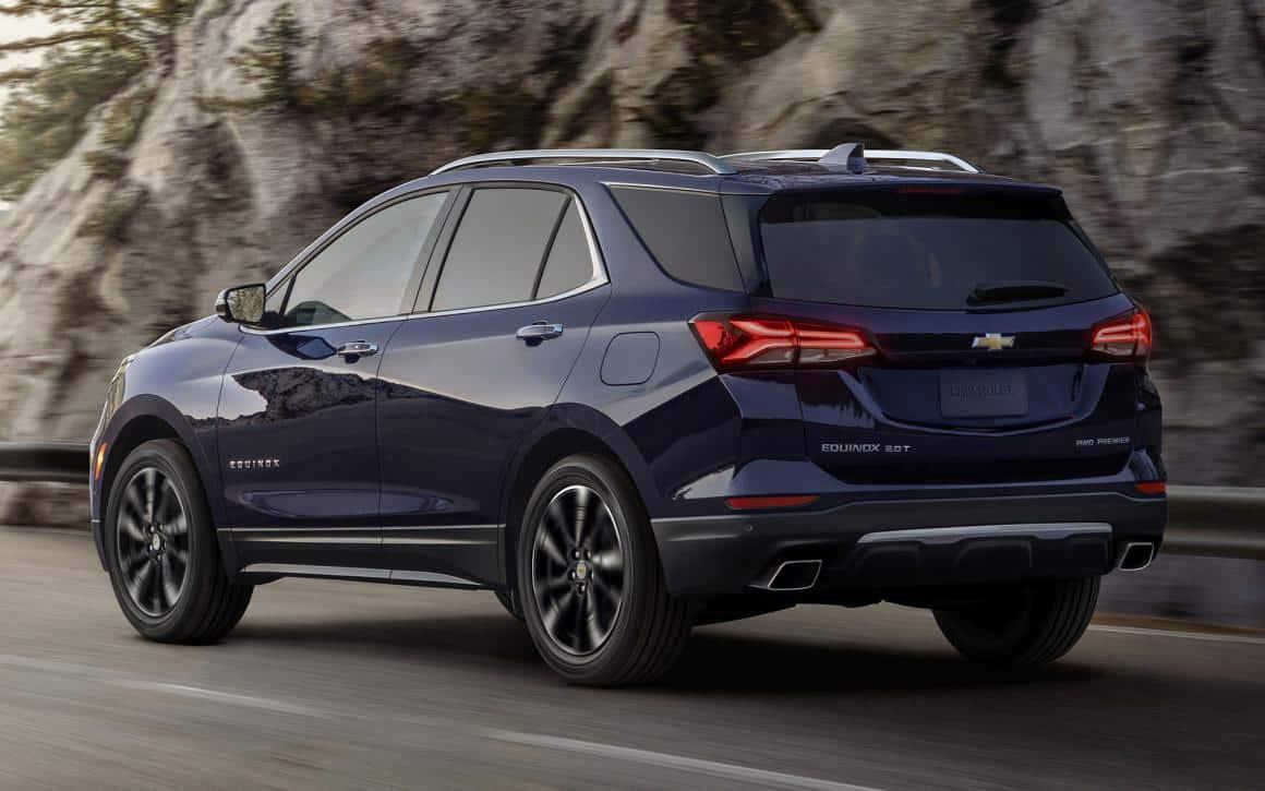 Segredo Novo Chevrolet Equinox E Registrado No Brasil Jornal Do