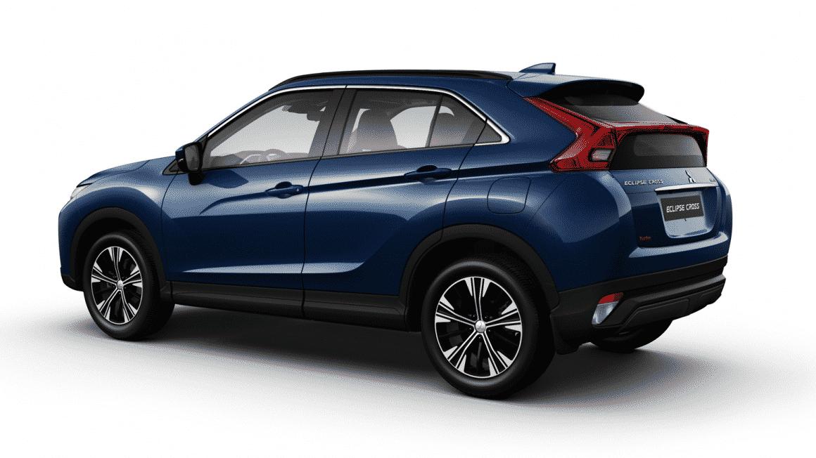 Mitsubishi ECLIPSE CROSS GLS 5