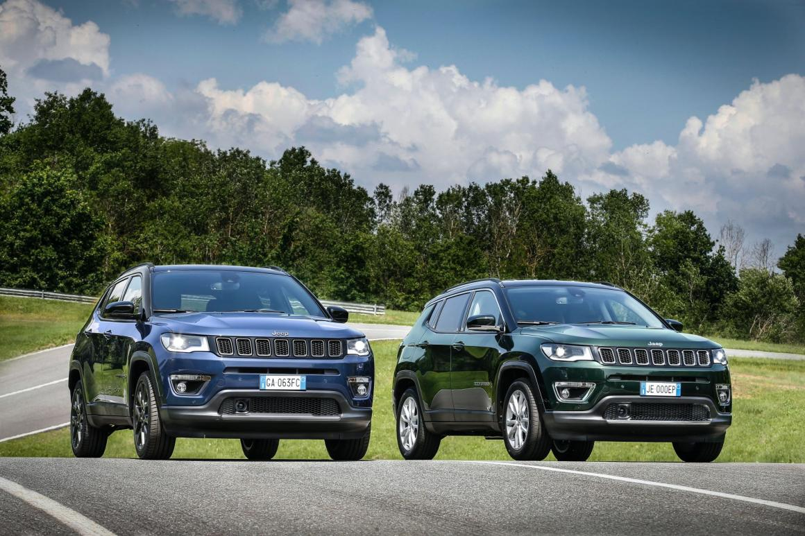 Jeep Compass 2021 Empresa Divulga Informacoes Da Versao Hibrida