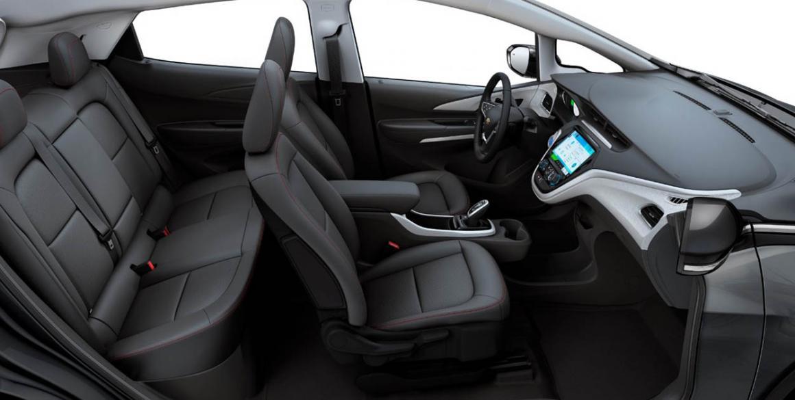 Chevrolet Bolt interior