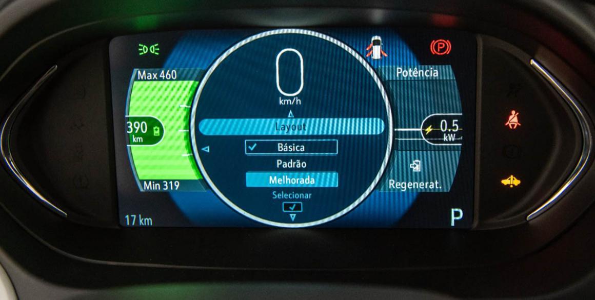 Chevrolet Bolt EV 2020 painel