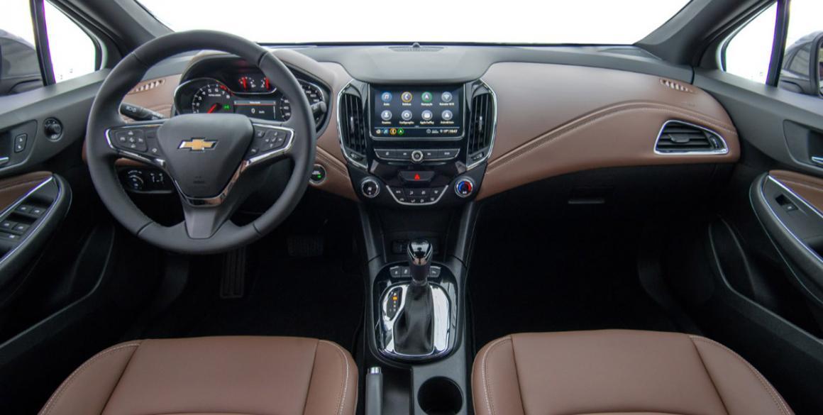 Chevrolet Cruze interior