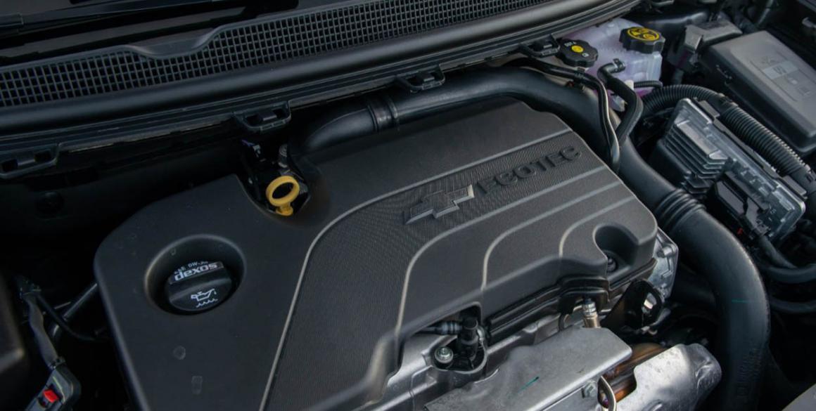 Chevrolet Cruze motor