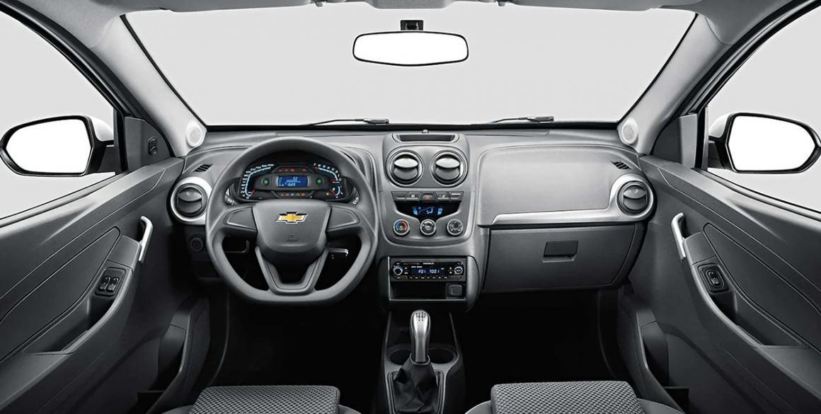 Chevrolet Montana interior