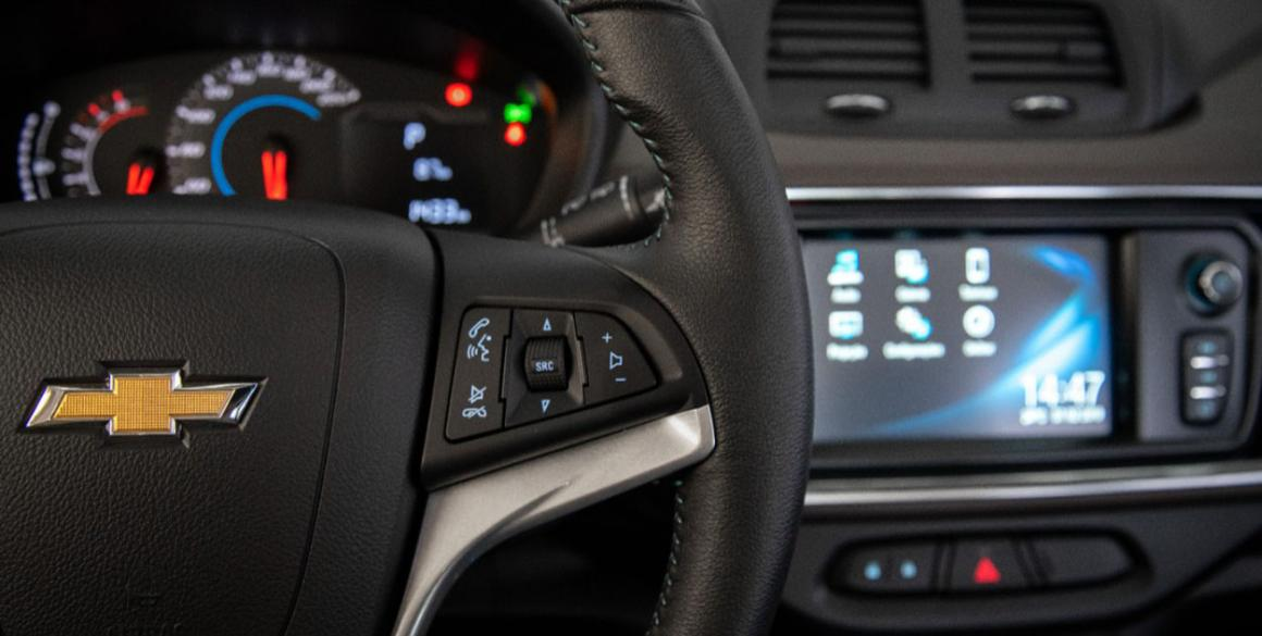 Chevrolet-Spin-painel