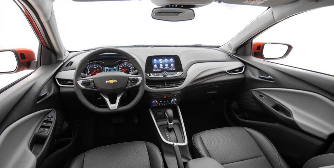 Chevrolet Onix 2020 Hatch painel