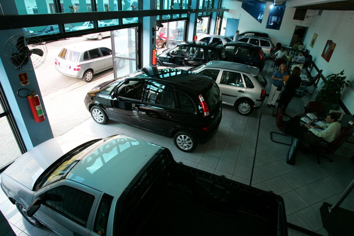 concessionárias de carros
