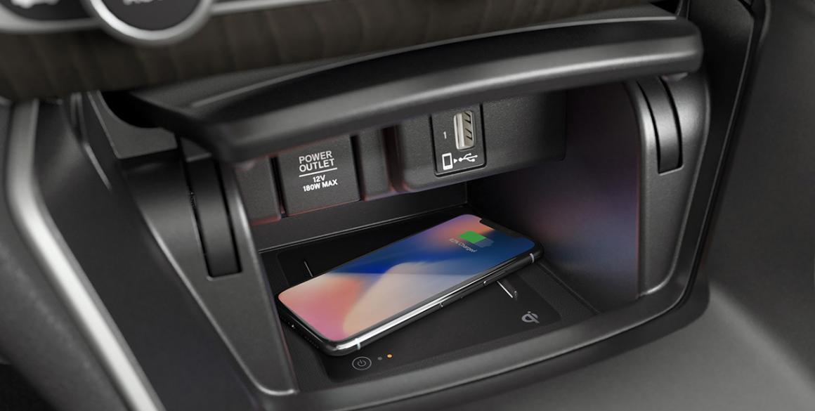 Honda-Accord-carregador-cel