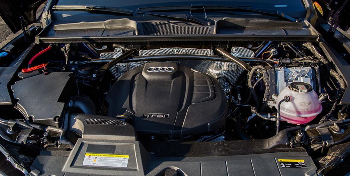 Audi-Q5-motor