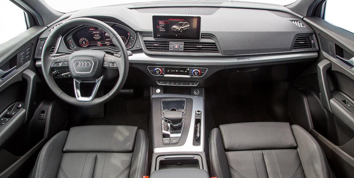 Audi-Q5-painel