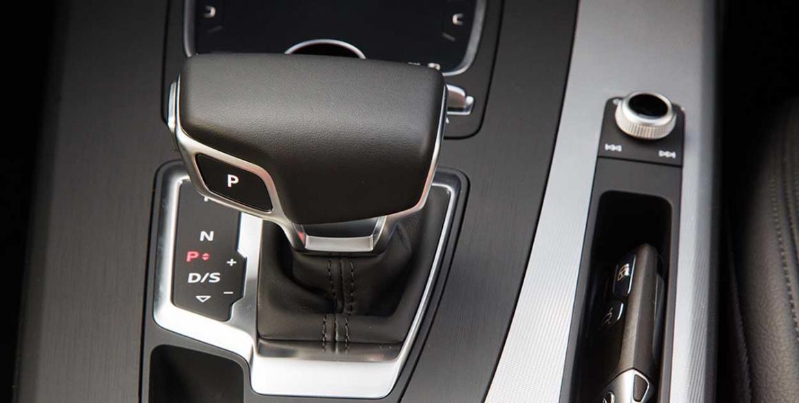 Audi-Q5-cambio