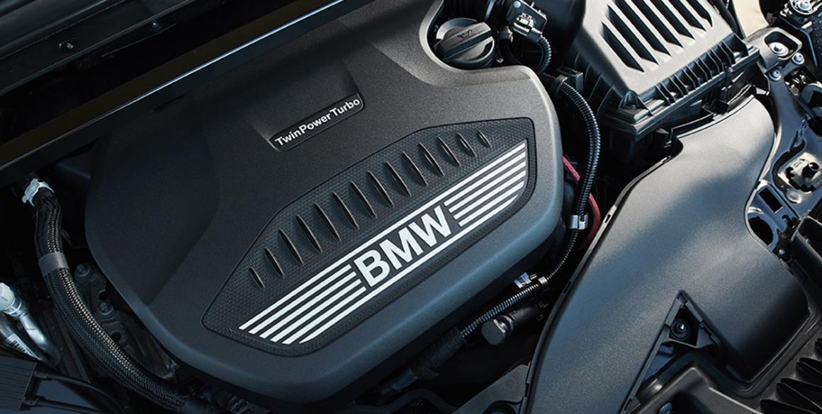 BMW x2 motor